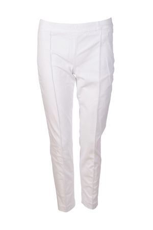 Hope light cotton white trousers DONDUP | 20000005 | DP302GS021DPTDDD000