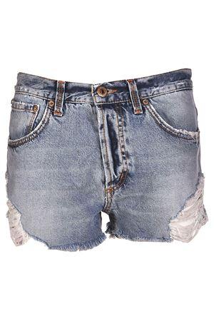 Shorts in denim destroyed Micol DONDUP | 30 | DP334DF164CS73T800