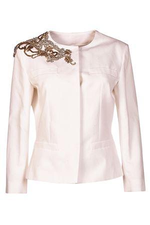 Giacca gioiello Anastasya in cotone DONDUP | 3 | J738CF107CXXX000
