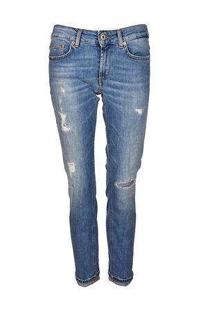 Jeans crop Monroe P692DS146DR09TDHI800 DONDUP | 24 | P692DS146DR09TDHI800