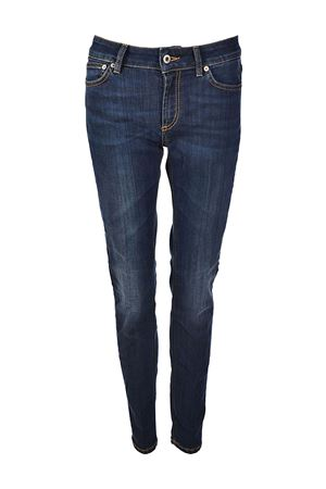 Jeans skinny Tara a lavaggio scuro DONDUP | 24 | P990DS112DR29TDHI800