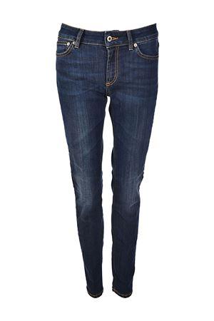 Tara dark wash skinny jeans DONDUP | 24 | P990DS112DR29TDHI800
