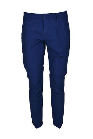 Gaubert blue trousers DONDUP   20000005   UP235PS005UPTDDU826