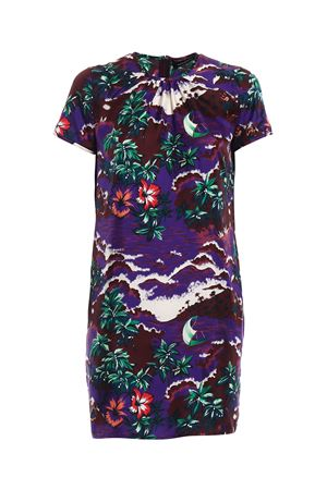 Printed silk twill mini dress DSQUARED2 | 11 | S72CU0739S48724002S