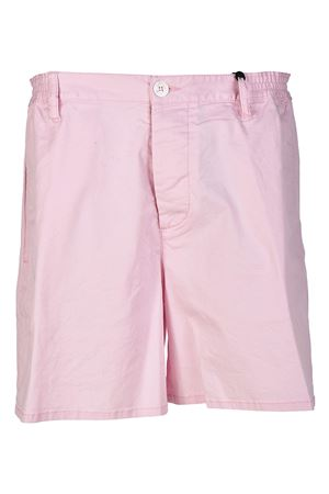 Pink cotton canvas short pants DSQUARED2 | 30 | S72MU0261S35175387