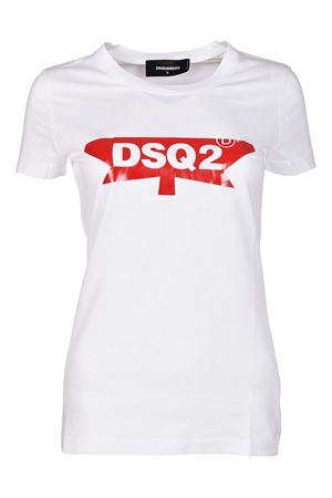 DSQ2 classic fit T-shirt DSQUARED2 | 8 | S75GC0910S22427100