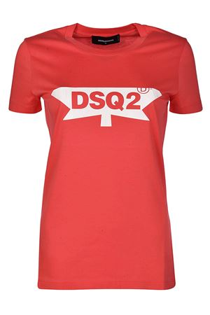 DSQ2 classic fit T-shirt DSQUARED2 | 8 | S75GC0910S22427303