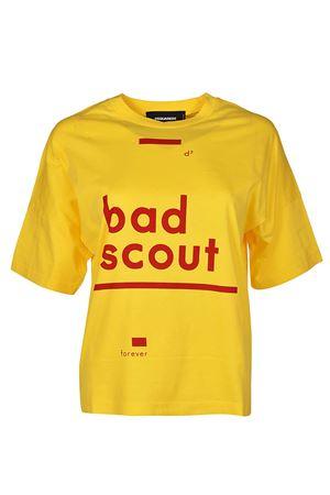 T-shirt quadrata d² Bad Scout DSQUARED2 | 8 | S75GC0920S22427174