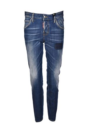 Jeans Cool Girl a fondo stretto DSQUARED2 | 24 | S75LA0997S30342470