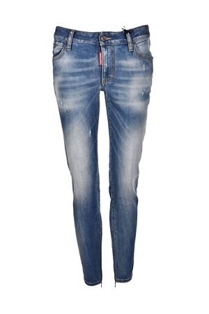 Light Medium Waist Twiggy Jeans DSQUARED2 | 24 | S75LB0004S30595470