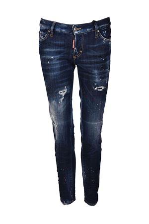 Jennifer used effect skinny jeans DSQUARED2 | 24 | S75LB0021S30342470