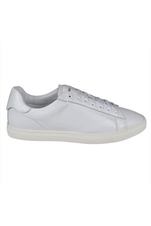 Sneaker in pelle bianca New Tennis DSQUARED2 | 5032238 | SNM0005065000011062