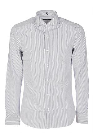 Cotton stripe patterned shirt FAY | 6 | NCMA1362620PMAU807