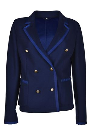 Double-breasted jersey blazer FAY | 3 | NGW7136452JPHTU807