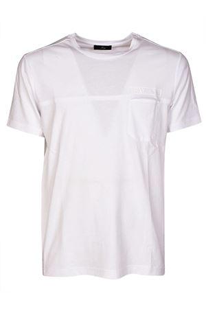 T-shirt con tasca applicata FAY | 8 | NPMB3361330PKUB001