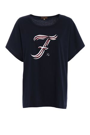 T-shirt over FAY | 8 | NPWB3366030PKUU807