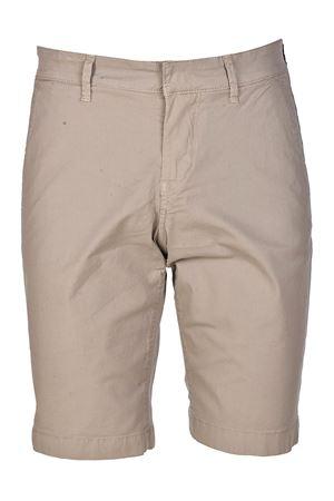 Shorts in cotone color sabbia FAY | 5 | NTM8336188TGURC001