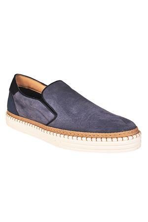 R260 suede espadrilles sneakers HOGAN | 5032246 | HXM2600J380FM6573F