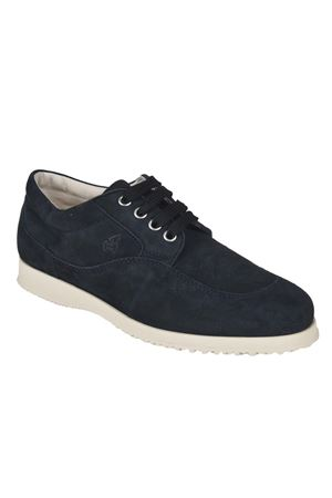 Traditional elegant suede sneakers HOGAN | 120000001 | HXW00E00010CR0U805