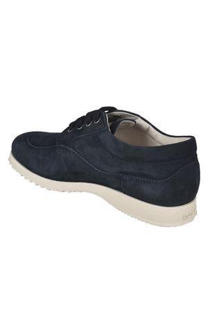 Traditional elegant suede sneakers HOGAN | 120000001 | HXW00E00010CR0U805