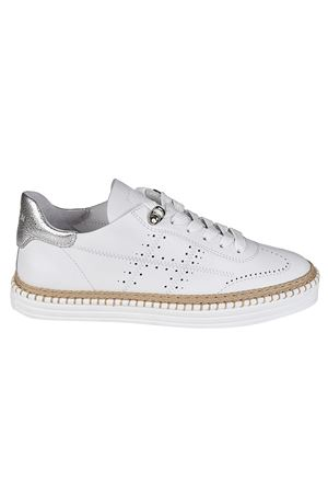 R260 white leather sneakers HOGAN | 120000001 | HXW2600AD30IGG0351