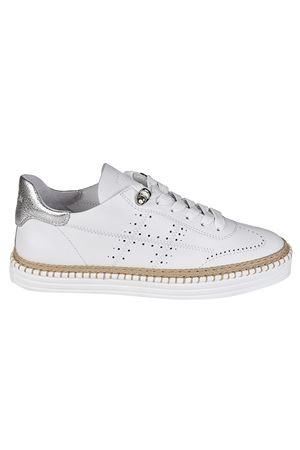 Sneaker R260 bianche in pelle HXW2600AD30IGG0351 HOGAN | 120000001 | HXW2600AD30IGG0351