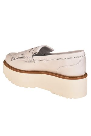 H355 maxi sole leather loafers HOGAN | 5032263 | HXW3550AF10IWEB001