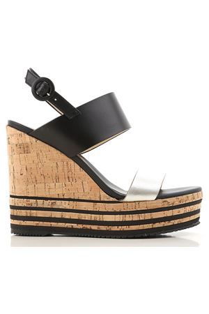 Wedge Sandals HOGAN   5032236   HXW3610X822I813953