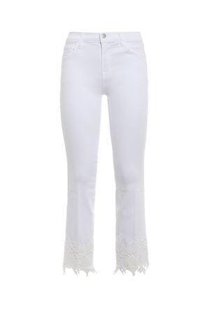 Selena white crop bootcut jeans J BRAND | 24 | JB000898AJ10302