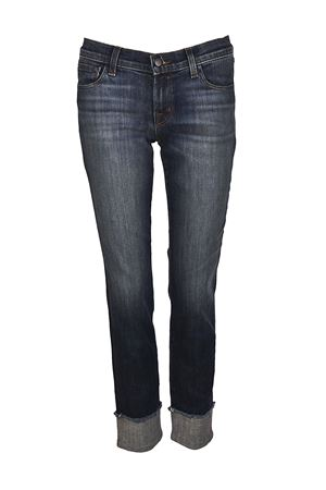 Hipster turned-up bottom jeans J BRAND | 24 | JB001109J1004