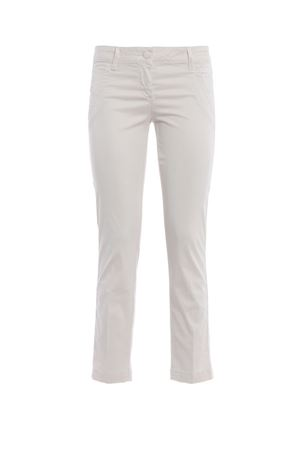 Chloe Summer white cotton trousers JACOB COHEN | 20000005 | CHLOESUMMER00964S300