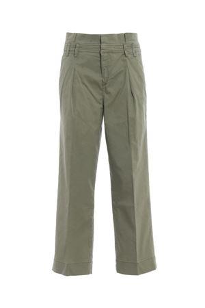 Jeans crop a vita alta Gwyneth JACOB COHEN | 20000005 | GWYNET00980S402