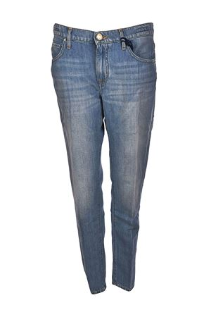Karen F cotton and linen jeans JACOB COHEN | 24 | KARENF00909W4004
