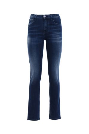Jeans in denim Kimberly Slim JACOB COHEN | 24 | KIMBERLYSLIM00907W2002