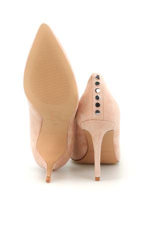 Brianna nude suede sensual pumps KENDALL + KYLIE | 5032240 | BRIANNA12MNASU