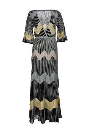 Wave patterned maxi dress M MISSONI | 11 | PD0KD27L2R40NO