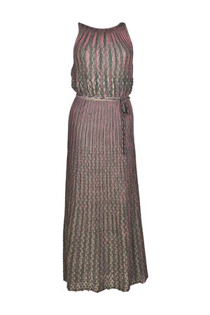 Two-tone micro pleated dress M MISSONI | 11 | PD0KDS7E2R10GD