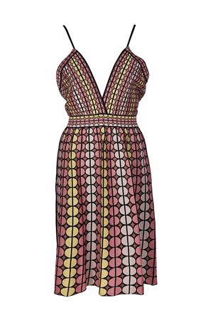 Deep V vents knitted dress M MISSONI | 11 | PD3KD25C2P30NO