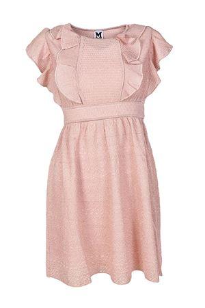 Ruffled bodice romantic mini dress M MISSONI | 11 | PD3KD25F2P4117
