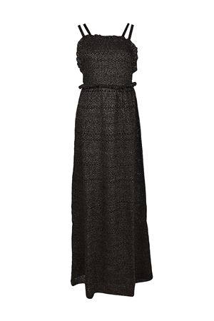 All-over lurex knitted maxi dress M MISSONI | 11 | PD3KD25G2P40NO