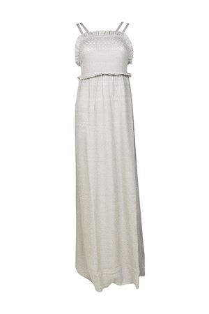 Knitted all-over lurex maxi dress M MISSONI | 11 | PD3KD25G2P4P02