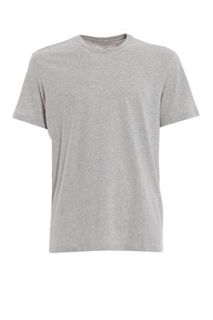 Light grey deluxe cotton T-shirt MAJESTIC | 8 | 09001004