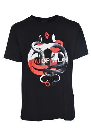 T-shirt Crossed Snakes MARCELO BURLON   8   CMAA018S180011031088