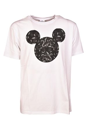 T-shirt bianca Mickey Mouse Snakes CMAA018S180011840188 MARCELO BURLON | 8 | CMAA018S180011840188