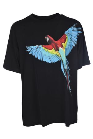 T-shirt Parrot MARCELO BURLON   8   CMAA050S180111011088