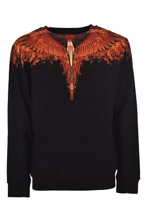 Felpa flames wings MARCELO BURLON   -108764232   CMBA009S186300061088