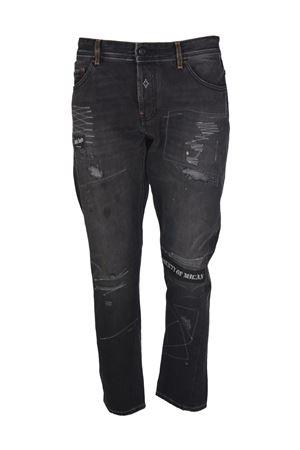 Jeans Gothic Surfer Antifit CMYA006S183771787388 MARCELO BURLON | 24 | CMYA006S183771787388