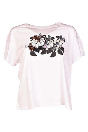 T-shirt bianca Minni Quartet T CWAA030S180472610188 MARCELO BURLON | 8 | CWAA030S180472610188