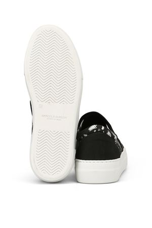 Slip-on Camou Wings in tessuto CWIA052R187260961088 MARCELO BURLON | 5032246 | CWIA052R187260961088