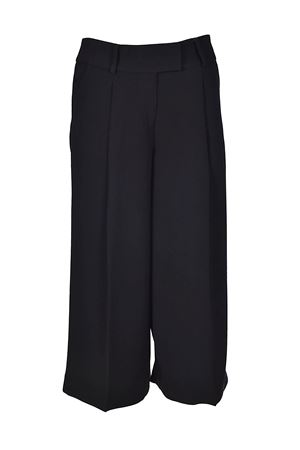 Wide leg cady culottes MICHAEL KORS | 20000005 | MH73GY46BZ001